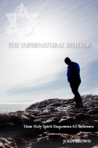 Supernatural Believer Book Cover